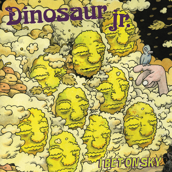 New Music and Tour Coming Dinosaur Jr With I Bet On Sky